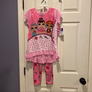Other - LOL pjs size 8